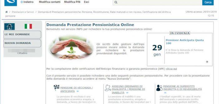 Quota 100 e opzione donna: come fare domanda di pensione anticipata