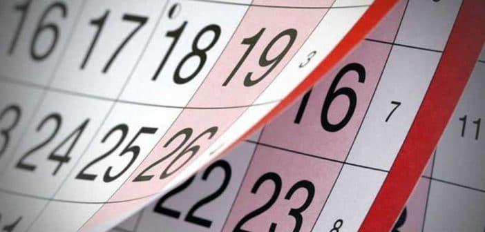 Festività del mese di aprile in busta paga
