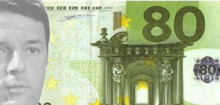 Restituzione bonus 80 euro