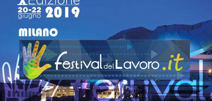 Festival del lavoro 2019