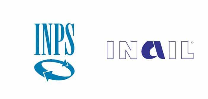 Pagamenti INAIL e INPS sospesi