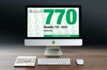 Modello 770 anno 2020