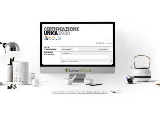 Certificazione Unica 2020, nuova scadenza 30 aprile: istruzioni e novità CU