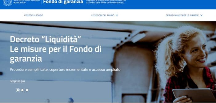 Prestiti sopra i 25 mila euro con garanzia statale