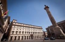 Palazzo Chigi © Wikipedia