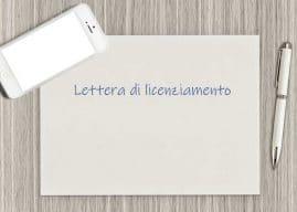 Lettera di licenziamento: come scriverla e contenuti essenziali. Guida pratica
