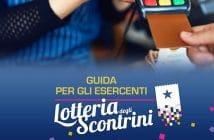 Lotteria degli scontrini, guida Agenzia Entrate