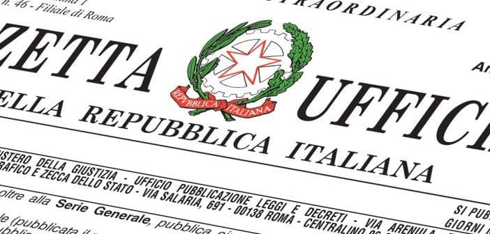 Decreto Sostegni bis testo definitivo gazzetta Ufficiale