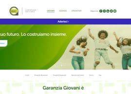 Sito Garanzia Giovani: nuovo portale online. Contenuti e grafica aggiornati